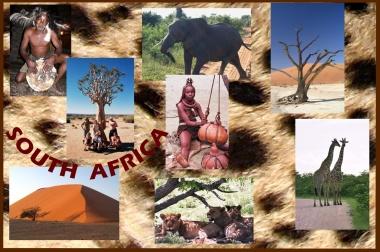 Afrika – červenec 2018