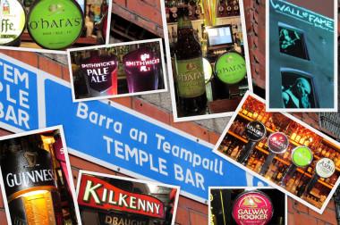 Pařba v Dublinu (z deníku Bujočky)