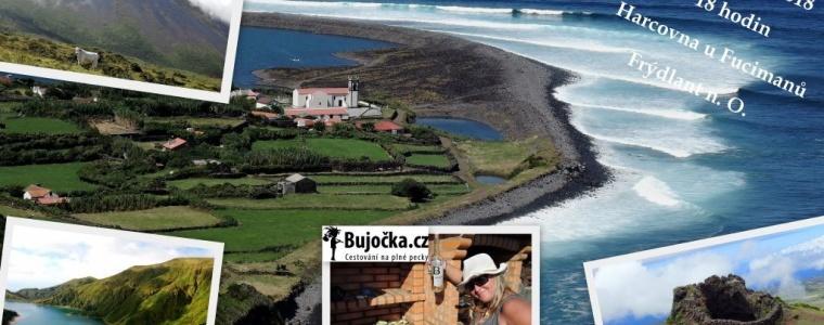 Povídání a promítání o Azorských ostrovech