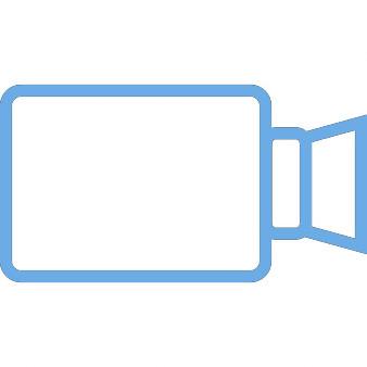 videocamera-ios-7-interface-symbool_318-38657